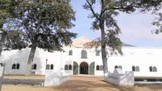 Groot Constantia Wine Estate offers audio guided walks for guests to explore the estate. Picture: Clinton Moodley.