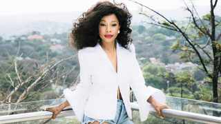 Kelly Khumalo. Picture: Supplied