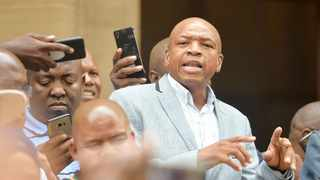 Former North West premier Supra Mahumapelo. Picture: Itumeleng English African News Agency (ANA)