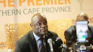 Dr. Zamani Saul, Northern Cape Premier. Picture: Picture: Soraya Crowie / African News Agency / ANA