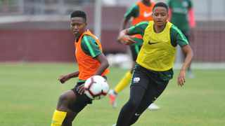 Refiloe Jane is one of the players that that has kept her place in the squad. Photo: Sydney Mahlangu/ BackpagePix