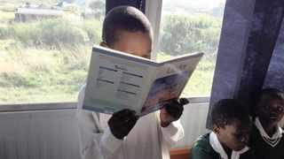 NGO the Molteno Institute for Language and Literacy  is planning to deliver mobile libraries to schools to encourage reading.   Supplied