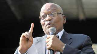 According to former president Jacob Zuma, the Seriti commission's findings 'bring to finality the allegations and claims of wrongdoing' in the arms deal procurement, says the writer. Picture: African News Agency (ANA)