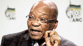 Former president Jacob Zuma. Picture: Africa News Agency (ANA)