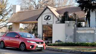 THE Zwartkop Golf Estate took Dr Itumeleng Mogolane and his wife Dorothy Ramushu to court over their failure to comply with the aesthetics and rules of the estate. Photo: Thobile Mathonsi  African News Agency (ANA).