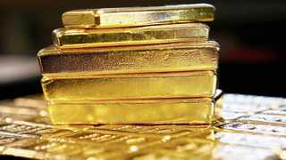 Speculative demand for gold probably surged by between 150 and 200 tons. File Photo: IOL