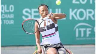 Kgothatso Montjane wants more assistance and support provided to disabled sports codes    Supplied