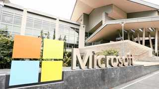 THE MICROSOFT Visitors' Centre in Redmond, Washington. Microsoft is one of the biggest holdings of the Stanlib S&P500 Info Tech Index Feeder Fund and the Satrix Nasdaq 100 ETF.     AP