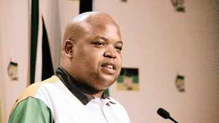 The ANC Youth League is hard at work preparing all its 4 000 branches for its elective conference, said its former president Collen Maine.  Picture: Nhlanhla Phillips