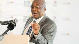 Home Affairs Minister Aaron Motsoaledi. Picture: Supplied