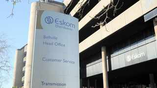ESKOM last week reported a record R20.7billion loss for the 2018/19 financial year.   Henk Kruger African News Agency (ANA)