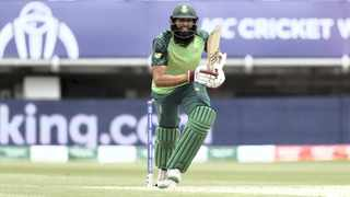 Hashim Amla is one of the Proteas' experienced players who have quit Test cricket in recent times. Photo: Leon Lestrade African News Agency (ANA )