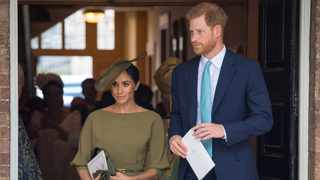 """Prince Harry said on Tuesday that the name for his Travalyst project had been inspired by the words """"travel"""" and """"catalyst"""" – in the hope that it would be a trigger for change. Picture: Reuters"""