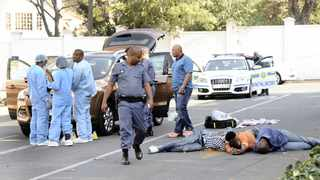 Three suspects arrested following an attempted hijacking. File photo: Matthews Baloyi/African News Agency (ANA).