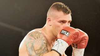 South Africa's IBO junior-heavyweight champion Kevin 'Two Guns' Lerena (pictured) is ready to defend his title against 40-year-old Macedonian Sefer Seferi. Photo: Muzi Ntombela/BackpagePix