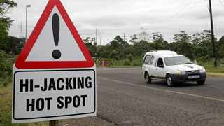 A car is hijacked every 15 minutes in South Africa. File picture: Gcina Ndwalane / Independent Media.