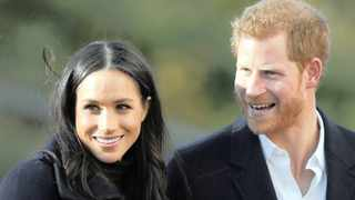 Britain's Duke and Duchess of Sussex Prince Harry and Meghan Markle. Frank Augstein  AP