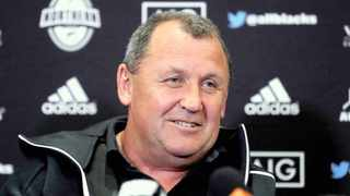 Ian Foster was appointed the new head coach of the All Blacks last week promoted from his role as assistant under Steve Hansen. Photo: Peter Cziborra/Reuters