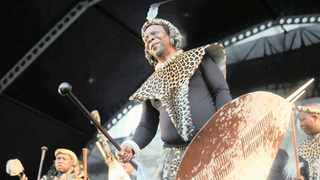 King Goodwill Zwelithini Picture: Bongani Mbatha/African News Agency (ANA)