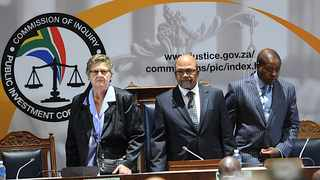 The much-awaited Commission of Inquiry report into allegations of impropriety at the Public Investment Corporation (PIC) has been released by President Cyril Ramaphosa. Photo: Karen Sandison/African News Agency (ANA)