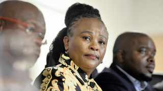 Public Protector Busisiwe Mkhwebane has reportedly conducted a shake-up within her office and has fired her chief operations officer.  Picture: Oupa Mokoena/African News Agency (ANA)