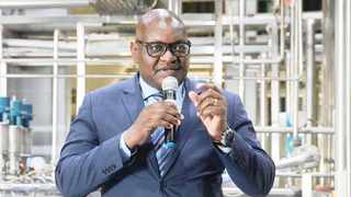 Gauteng premier David Makhura has announced that the province will take action to safeguard its energy security. Picture: Jacques Naude/African News Agency (ANA)