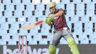 AB de Villiers: 'I think this format is going to go a long way'. Picture: BackpagePix