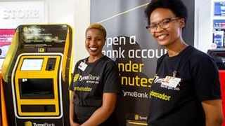 TYMEBANK, which launched on February 26, says it had signed up 1million customers by November 23.     Supplied