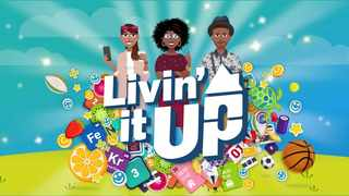 Capitec Bank has launched a new, immersive mobile game called Livin' it Up.