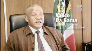 Former Johannesburg City Council speaker Vasco da Gama. Picture: Supplied