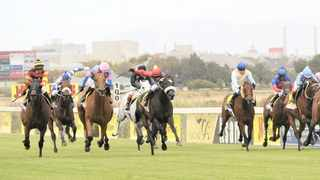 The national lockdown had placed South African horseracing under serious threat of closure. Picture: Armand Hough/African News Agency (ANA)
