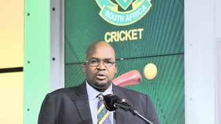 Cricket South Africa's administration had a meeting with Minister of Sport Nathi Mthethwa on Thursday. Photo: Sydney Mahlangu/BackpagePix