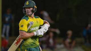 AB de Villiers remains one of the most dangerous batsman in the world. Photo: BackpagePix