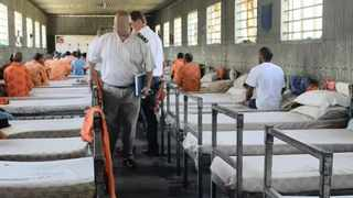 Voorberg Prison in Porterville is on alert after warden stabbed on Saturday