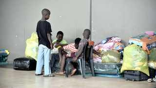 SOME of the displaced people affected by the floods in Mamelodi say there is little to be merry about in the community hall where they have been temporarily placed.     Thobile Mathonsi/African News Agency (ANA)