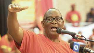 Saftu general-secretary Zwelinzima Vavi. Picture: African News Agency (ANA) African News Agency (ANA)