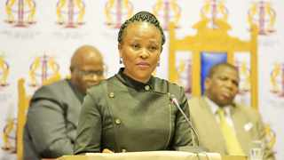"The DA says Public Protector Busisiwe Mkhwebane should resign as she is ""tainted and compromised"".  Picture: Danie van der Lith/African News Agency (ANA)"