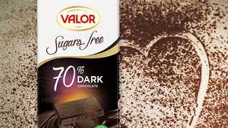Natural sweetener Stevia is perfectly combined with the finest cocoa beans in the world, for the 0% Sugar Added bars.
