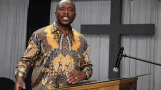 Former DA Leader Mmusi Maimane is to launch a new movement which he believes will change South Africa.      Zanele Zulu  ANA