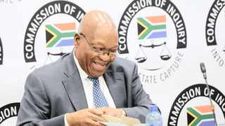 Parliament is looking into how one of its officials erroneously tweeted confirmation that former President Jacob Zuma was going to attend SONA. Picture: Karen Sandison/African News Agency (ANA)