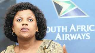 Former SAA board chairperson Dudu Myeni. File Picture