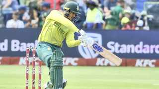 All non-contact sport will be allowed behind closed doors under the government's Level 3 Lockdown legislation, opening the door for Cricket South Africa to host the crucial T20 series with India in August and possibly the series with the West Indies, which is scheduled to happen before then. Photo: BackpagePix