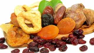 Dried fruits are a healthier snacking option. Picture: File