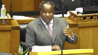 Finance Minister Tito Mboweni. Picture: African News Agency (ANA)
