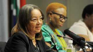 Public Works and Infrastructure Minister Patricia de Lille. Picture: Armand Hough/African News Agency (ANA)