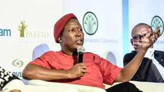 """EFF leader Julius Malema has leapt to the defence of Cooperative Governance and Traditional Affairs Minister Dr Nkosazana Dlamini Zuma for standing firmly behind the decision to ban the sale of cigarettes during the lockdown, saying criticism of her was """"nonsensical and unacceptable""""."""