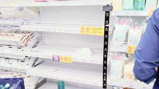 Pharmacies and stores have run out of hand sanitiser and face masks in the wake of the first confirmed coronavirus - Covid-19 - case in KwaZulu-Natal.