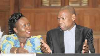 Health MEC Nomagugu 