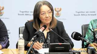 Minister of Public Works and Infrastructure Patricia de Lille. File picture: Armand Hough/African News Agency (ANA)