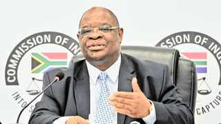 Nearly two years since the State Capture Commission of Inquiry opened, Deputy Chief Justice Raymond Zondo is still surprised by the depth of corruption at government departments, state institutions and parastatals. File picture: African News Agency (ANA)